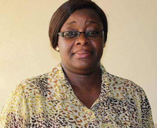 Mrs. Kyauta Giwa