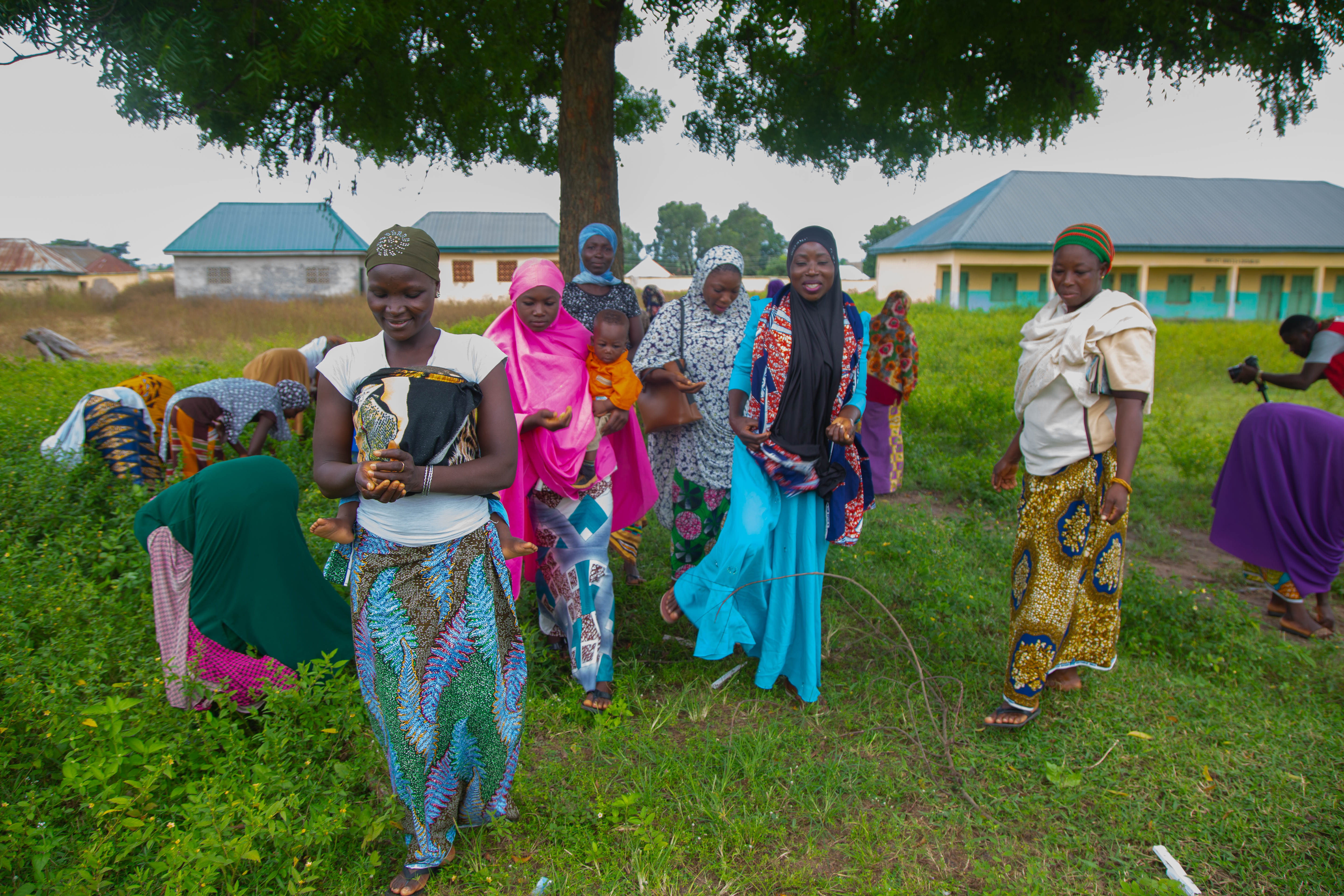 WEP TRAINS FARMING COMMUNITIES ON THE PRODUCTION OF ORGANIC PESTICIDE