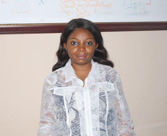 Evelyn TerunduUgbe