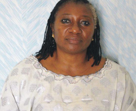 Dr. Priscilla Achakpa